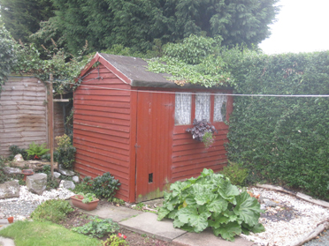 Shed Removal Leicester